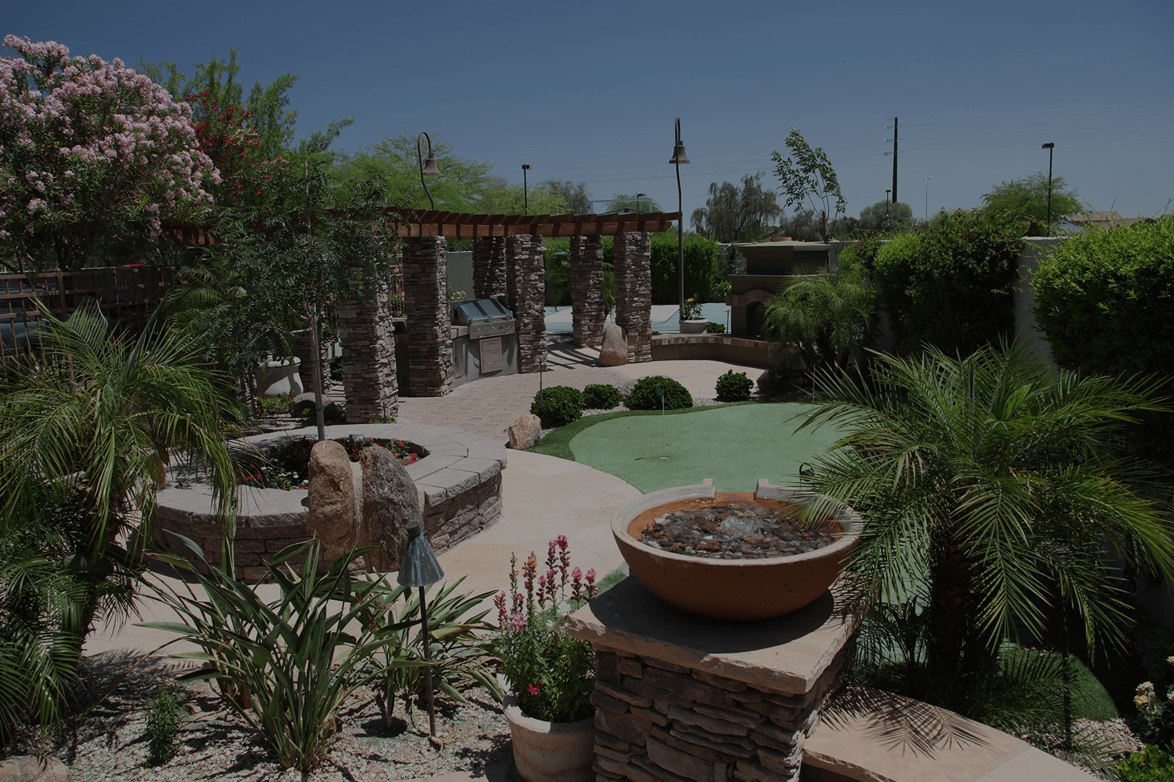 Residential Landscape Design U0026 Commercial Maintenance In Arizona - Valley View Landscaping